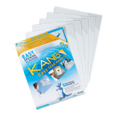 Pack 5 fundas A4 magnéticas Tarifold Kang Easy