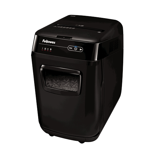 Destructora Fellowes Automax 200C partículas