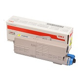 Toner Oki yellow -C532/MC573