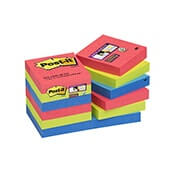 12 blocs POST-IT® Bora Bora 47,6x47,6