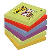 6 blocs POST-IT® Marrakesh 76x76