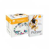 Caja papel Pioneer A4 100gr 2500h