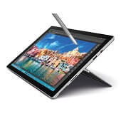 Tablet Microsoft Surface Pro 4 64bits