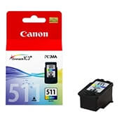 Cartucho Canon color pixma mp270 cl-511