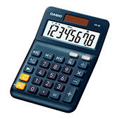 Calculadora Casio de escritorio 8 dígitos MS8VER