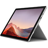 Tablet Microsoft Surface Pro 7 i3 platino 12,3