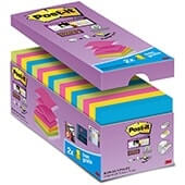 Pack ahorro POST-IT® Z-Notes 76x76