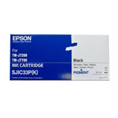 Cartucho Epson tm j7200/7700 black