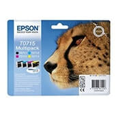 Epson Stylus d78 / dx4000 kit cmyk ( kit colores)