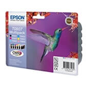 Epson cartucho rainbow pack 6 colores