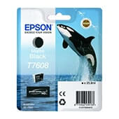 Epson cartucho inyeccion sc-p600 black mate