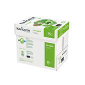 Caja papel A4 Navigator Eco-logical 75gr (2500h)