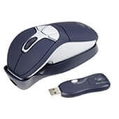 Airmouse go 2,4 GHz estándar 9 mts.