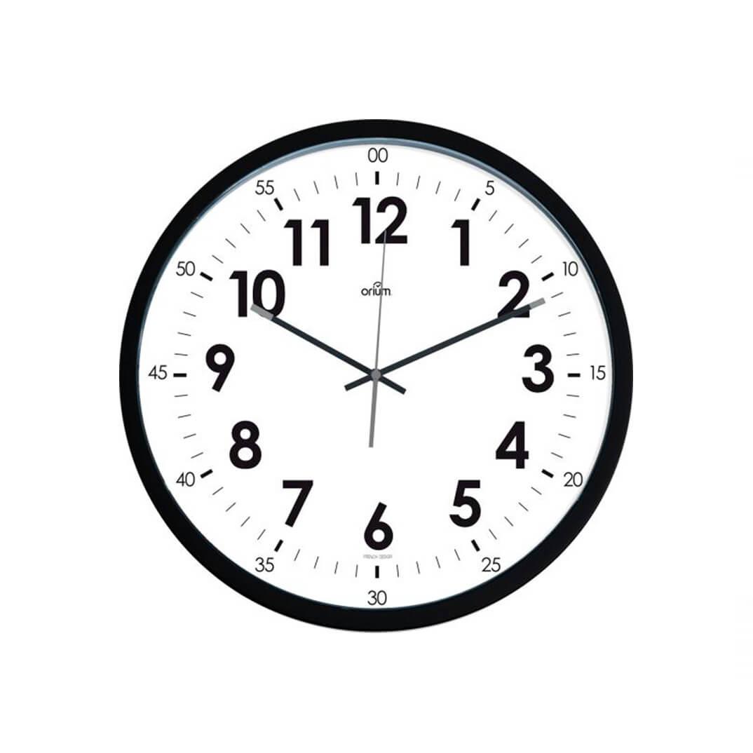 Reloj gigante 40cm de di metro - Reloj gigante pared ...