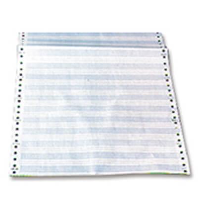 Caja papel continuo pautado 11x25 1 tanto 3000h.