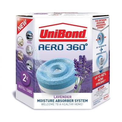 Refill para deshumidificador Aero 360º lavanda