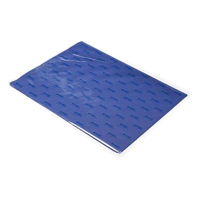 Papel de seda azul fuerte 51 x 76cm (25 hojas)