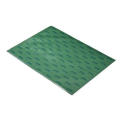 Papel de seda verde fuerte 51 x 76cm (25 hojas)