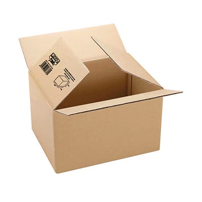 Caja embalar fixopack 60x50x50 cm doble canal