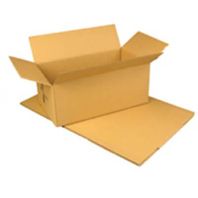 Pack 5 cajas de embalaje de 44x33x42 cm