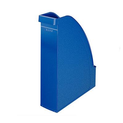 Revistero Leitz plus azul