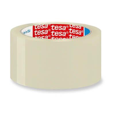 Cinta adhesiva 50x66 blanca polipropileno