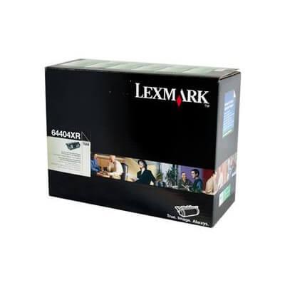 Lexmark tóner láser negro t640 t642 t644 21k*