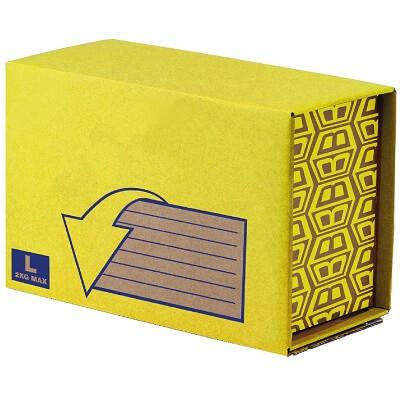 Caja extensible grande (L) 150x310x210mm(pack 10)