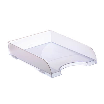 Bandeja 745 cristal translúcido