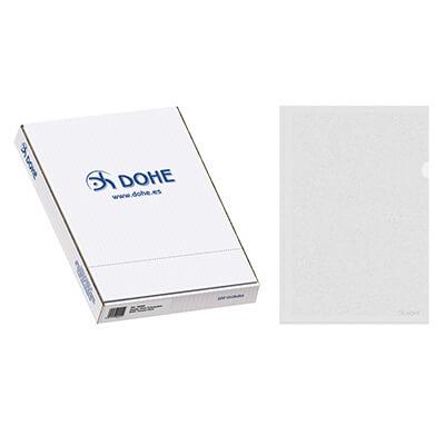 Dossier uñero folio pp basic (caja 100 unid.)