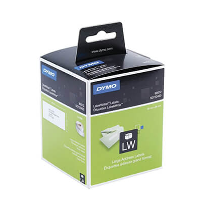 Rollo etiquetas direccion 89x36 Label Writer papel