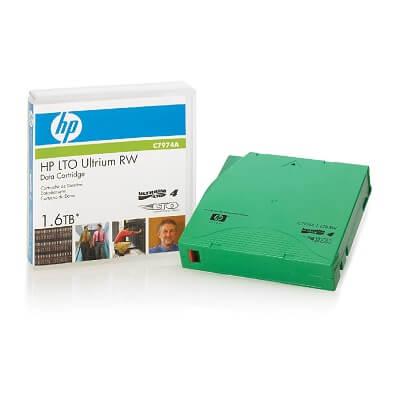 HP ultrium lto-4 rw 1,6tb