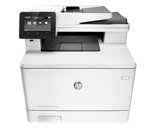 MFC HP color LaserJet Pro M477fnw