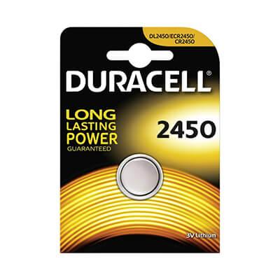 Pila Duracell CR2450