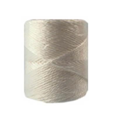 Rollo de cuerda de plástico 3 cabos 750gr