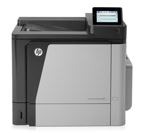 Impresora HP color LaserJet M651dn