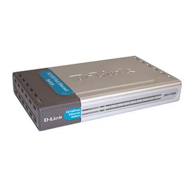 Switch d-link modelo des-1005d