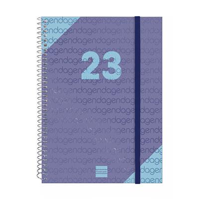 Agenda Year finocam A4 espiral D/P castellano