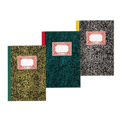 Cuaderno Cartoné 1/4 natural C4