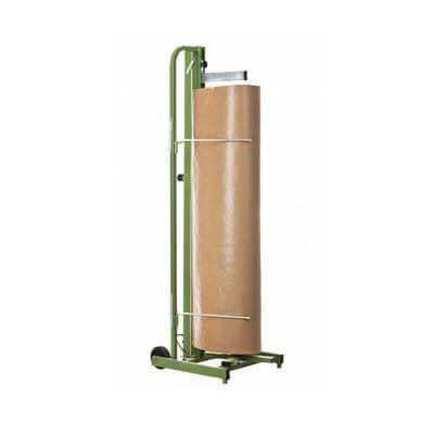 Portabobina papel kraft 80 kg