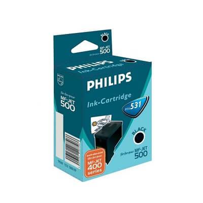 Cart.ink-jet Philips mf-jet 400/500 negro