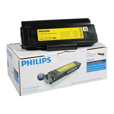 Philips tóner láser negro pfa751 2000pag