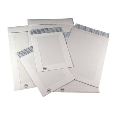 Caja de 250 bolsas blancas autodex 229x324