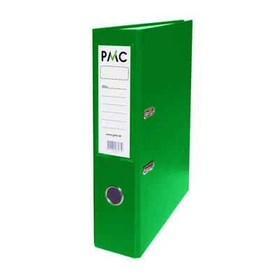 Archivador PMC A4 ancho verde