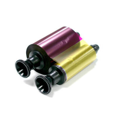 Cinta impresora Evolis R3011 color YMCKO