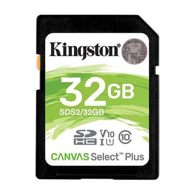 Tarjeta secure Digital 32GB