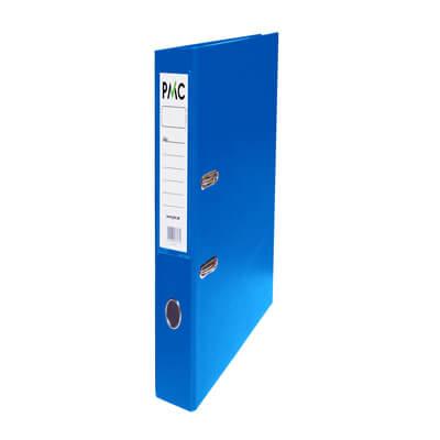 Archivador PMC A4 estrecho azul